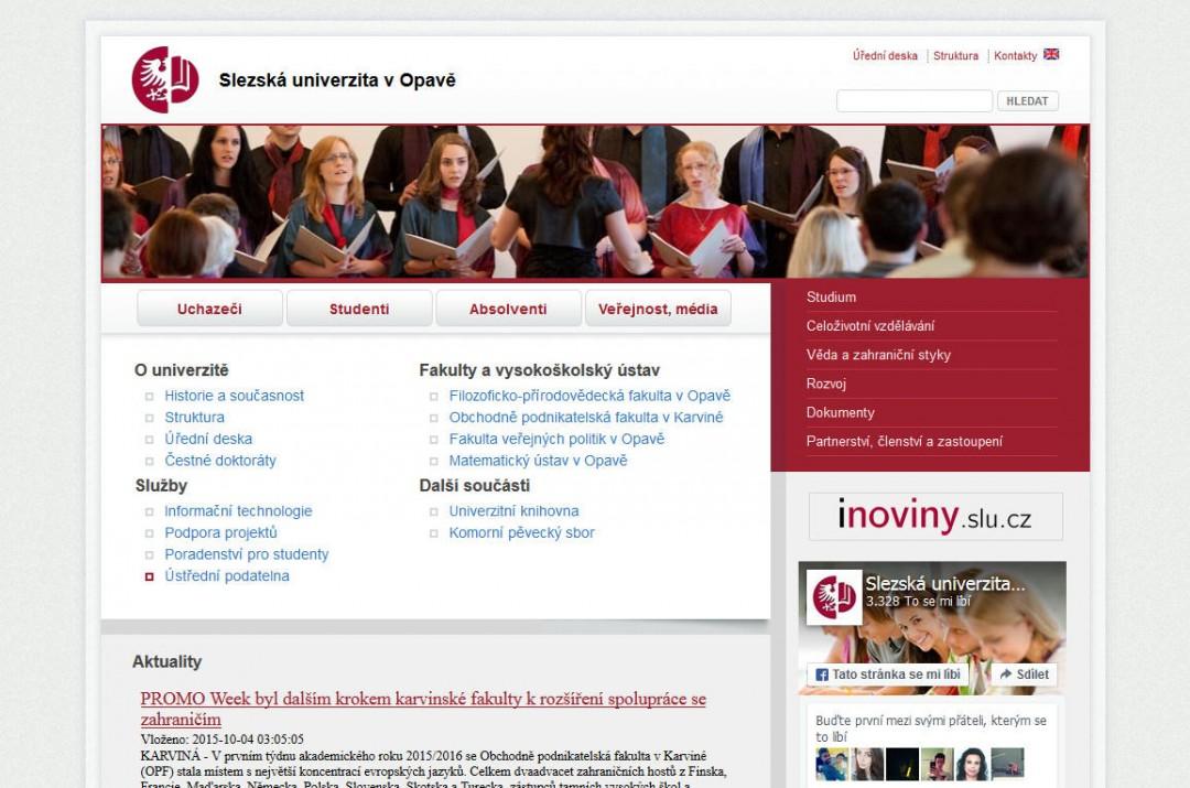 Slezská univerzita